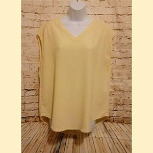 Chico's Sleeveless Top Size 12